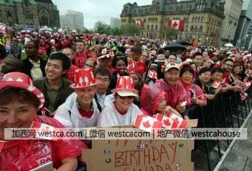 来加拿大久了 华人都变这幅德行了 - 妮子 - 妮